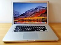 "Apple Macbook Pro Laptop 15.4"" Quad-Core i7 2.7 - 3.7 Ghz - 16GB RAM - 1TB SSD"