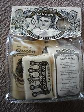 Queen Royal Bath Elixers~6 pc set~Soap, Salts, Cream, Lip Balm, Tablet~NEW