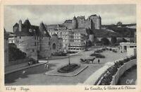 DIEPPE - Les Tourelles - le Théâtre et le Château