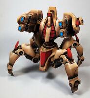 "StarCraft Protoss Ancient Warrior Dragoons Immortal Paper Model Kit 16cm=6"" Tall"