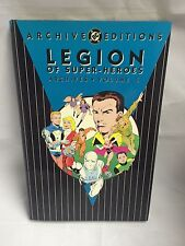 Legion of Super-Heroes Archives 5 1994 DC HC OOP hardcover Superboy