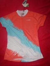 Original IXS Cycling Jersey rueda camiseta MTB tamaño 36 Woman Top New rar nuevo embalaje original