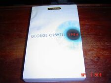 """*GOOD CONDITION""""  1984 NINETEEN EIGHTY FOUR by GEORGE ORWELL (1995) SOFTCOVER"""