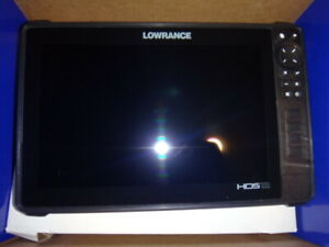 Lowrance LIVE HDS 12 Touch Insight GPS/Fishfinder Navico