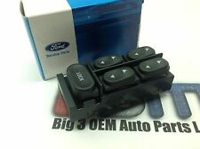 Ford Mustang Escort Mercury Tracer Driver Door Power 4- WINDOW SWITCH new OEM