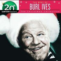 Best Of Burl Ives20th Century MastersThe Christmas Collection (CD) Cracked case