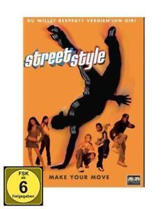 DVD STREET STYLE - MAKE YOUR MOVE - Rap Hip Hop - Tanz *** NEU ***