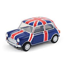 Classic Mini Cooper Car USB Memory Stick 8Gb - Blue Pavilion + Union Jack