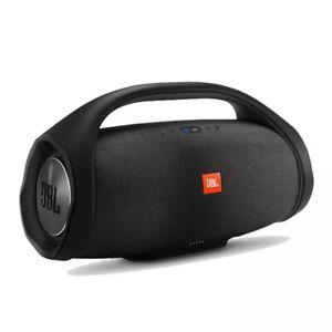 Used JBL Boombox 2 Bluetooth Portable Black Waterproof Wireless Loudspeaker