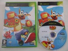 KAO THE KANGAROO ROUND 2 - MICROSOFT X BOX - JEU XBOX COMPLET PAL