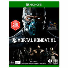 Mortal Kombat X XL Xbox One Game Brand New In Stock From Brisbane