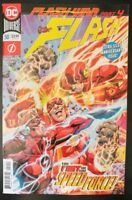 The FLASH #50a (2018 DC Universe Comics) ~ VF/NM Book