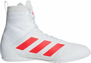 adidas Speedex 18 Boxing Shoes (boots) B96493  - White