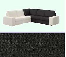 IKEA Kivik Sectional Sofa Corner Section Cover Dansbo Dark Gray Pique'NEW
