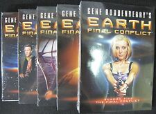 NEW - Earth - Final Conflict - Season 1 / 2 / 3 / 4 / 5 (5 Pack)