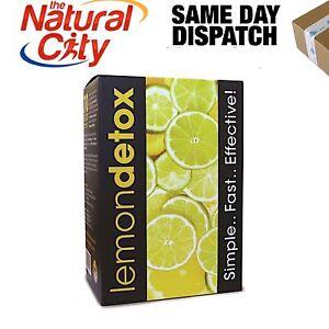 Lemon Detox Diet 7 Day Kit  - Best Price in Australia - New Stock