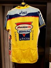 Marco pantani,mercatone uno Jersey.