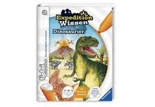 Tiptoi Expedition Wissen - Dinosaurier von Thilo (2014, Gebundene Ausgabe)