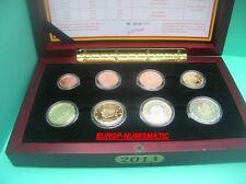 BELGIQUE 2013 COFFRET BE / BELLE EPREUVE/PP/PROOF  1 Cent - 2 Euro  1000 EX RARE