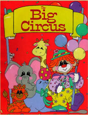 Personalized Children's Book -The Big Circus (Ages 3-9)