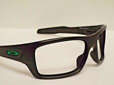 Authentic Oakley OO9263-4563 Turbine Matte Black Sunglasses 65 mm Frame $250