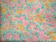 Aprox. 3 YD (approx. 2.74 m) material de tela artesanal algodón acolchado de varios colores