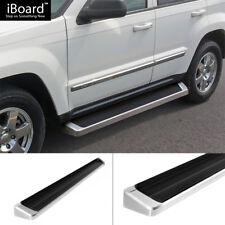 "6"" iBoard Running Boards Fit 05-10 Jeep Grand Cherokee / Commander"