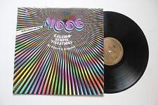 Perrey & Kingsley / Spotlight on the Moog / Kaleidoscopic Vibrations / UK 1st LP