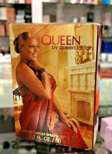 QUEEN by Queen Latifah Eau De Parfum Spray (50ml/1.7fl oz)