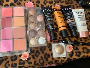 Nyx  make up Bundle All New Nyx,