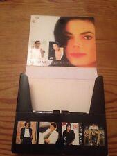 Michael Jackson.Tour Souvenir Pack. 4 x cd picture discs,12 tracks.limited ed.