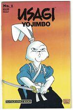 Usagi Yojimbo (Vol. 1) #1 FN; Fantagraphics   1st appearance of Katsuichi