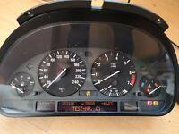 Compteur BMW série 5 e39 520i 523i 525i 528i 530i à votre kilométrage