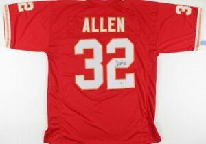 Marcus Allen Signed Jersey (Beckett COA)Kansas City Chiefs