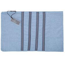 Linge de lit et ensembles bleus en 100% coton