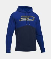 Nwt Under Armour Mens Sc30 Logo Hoodie Size S