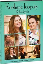 KOCHANE KŁOPOTY: ROK Z ŻYCIA (GILMORE GIRLS: A YEAR IN THE LIFE) - BOX [2 DVD]