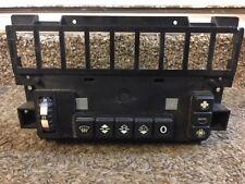 Mercedes Benz W124 HVAC Climate Control AC Unit Switch Rare 300E 300D 300TE Euro