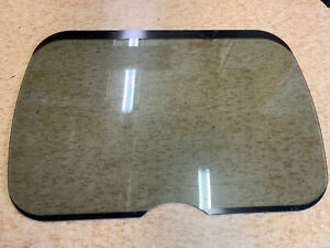 Spinflo Argent , Caravan Or Motorhome , Sink Replacement Glass Top