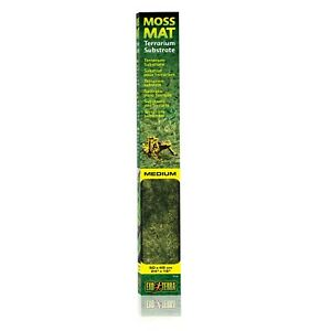 Exo Terra Moss Mat Medium Reptile Frog Substrate