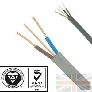 Twin and Earth | 3 Core and Earth | Quality Electrical Cable Wire 6243 6242Y