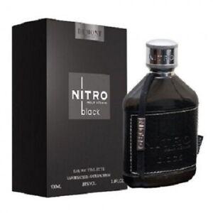 Dumont Nitro Pour Homme Black Eau De Perfume 100ml gift men
