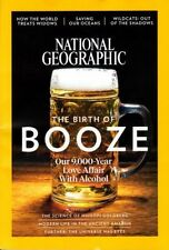 National Geographic Monthly Magazines