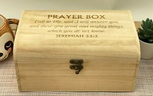 Jeremiah 33:3 Prayer Drop Box Church Christian Daily Prayers Religious