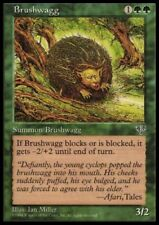 MTG 1x BRUSHWAGG - Mirage *Rare DEUTSCH NM*