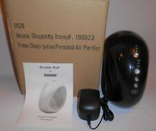 StainRout Breathe Well Personal Air Purifier New In Box