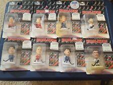 Lot of 12 NHL Headliners Mini Figures by Corithian