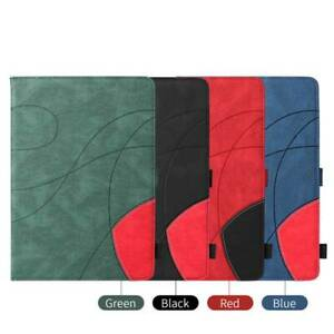 For iPad 2 3 4 5 6 7 8 9th Gen Air Pro Mini Case PU Leather Book Cover Shell