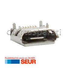 Repuesto Conector de Carga Micro Usb para Samsung Galaxy S2 SII I9100