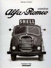 Alfa Romeo Camion History Book Ferrari Spider Gtv Truck